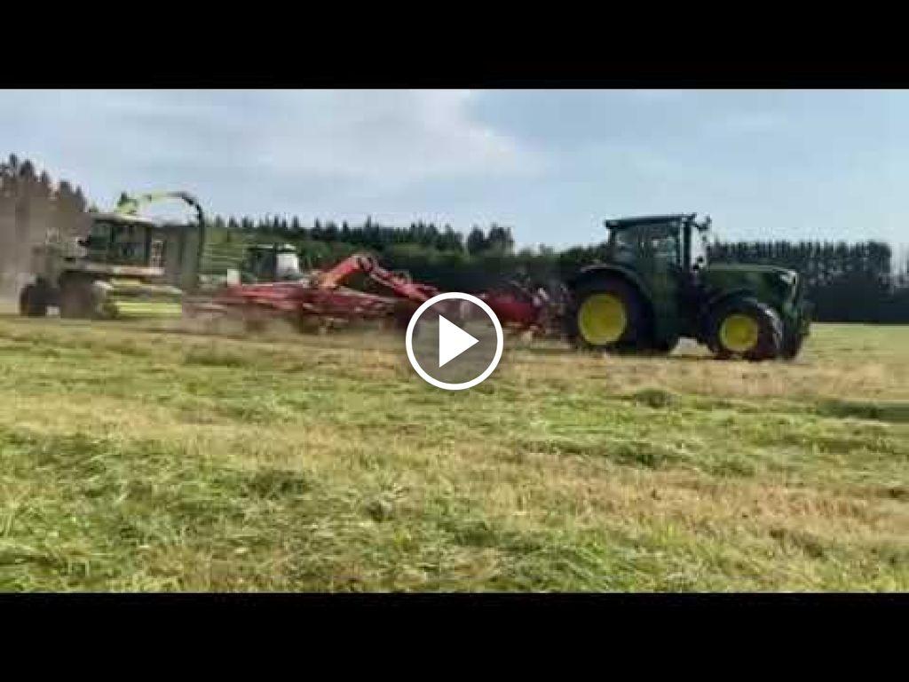 Video Deutz-Fahr Agrotron 6210 Cshift