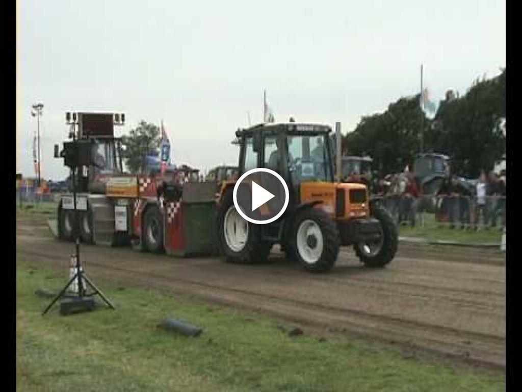 Vidéo Renault 90-34 TX