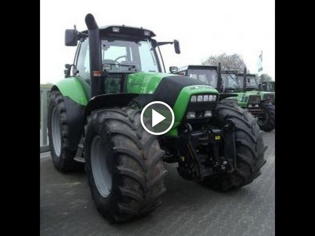 Wideo Deutz-Fahr Agrotron M 650