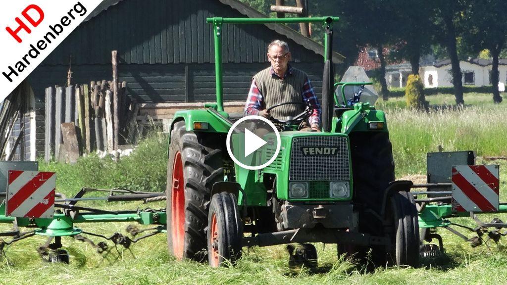 Video Fendt 104 S