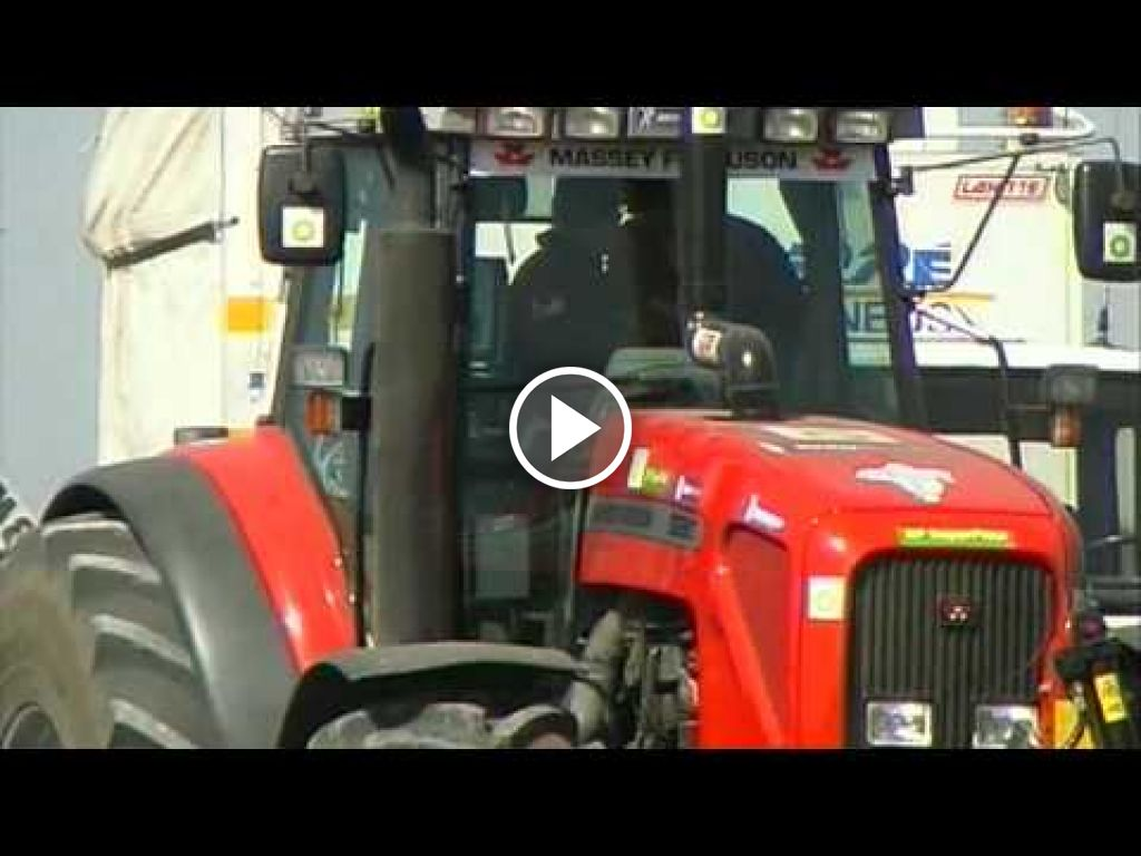 Video Massey Ferguson 8200 Serie