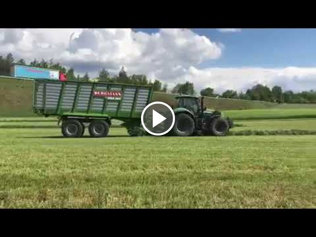 Video Deutz-Fahr Agrotron TTV 7230