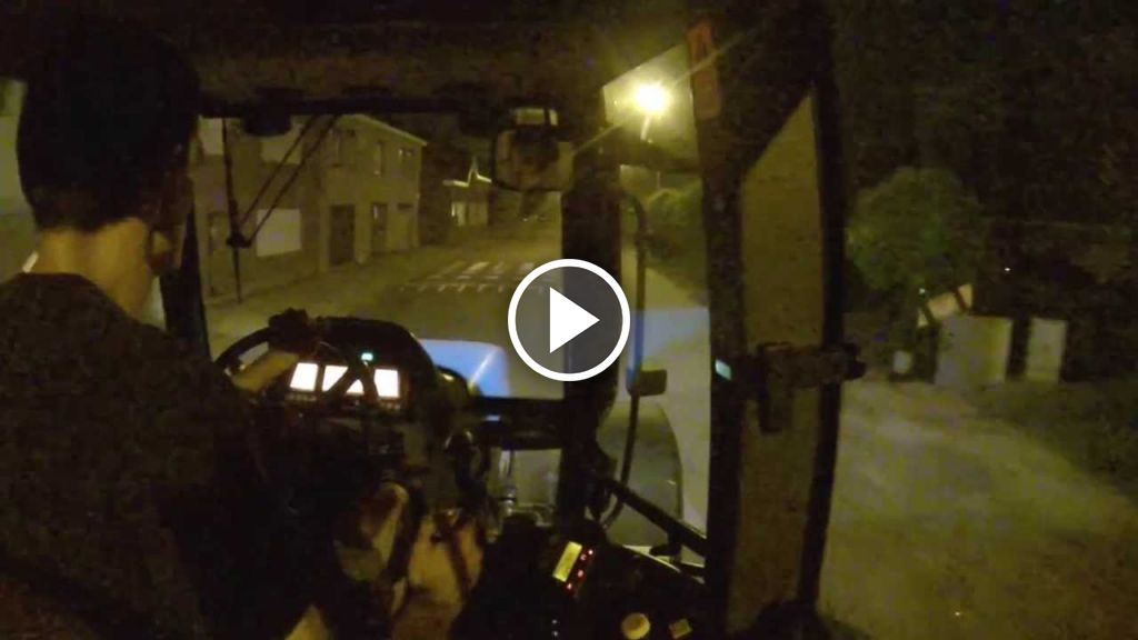 Video New Holland T 7.260