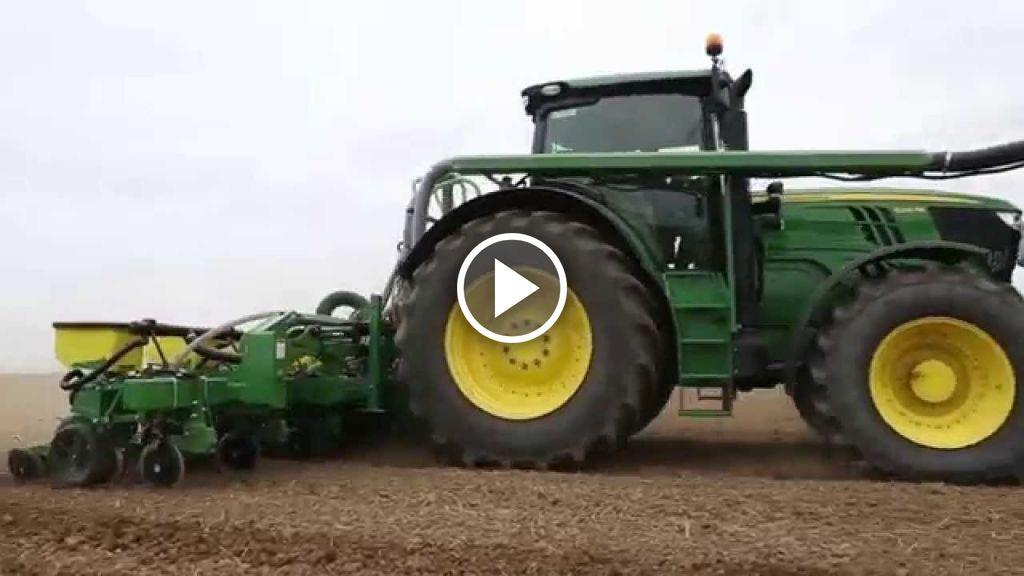 Wideo John Deere Zaaimachine