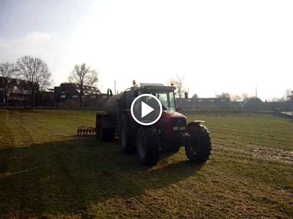 Vidéo Massey Ferguson 4360