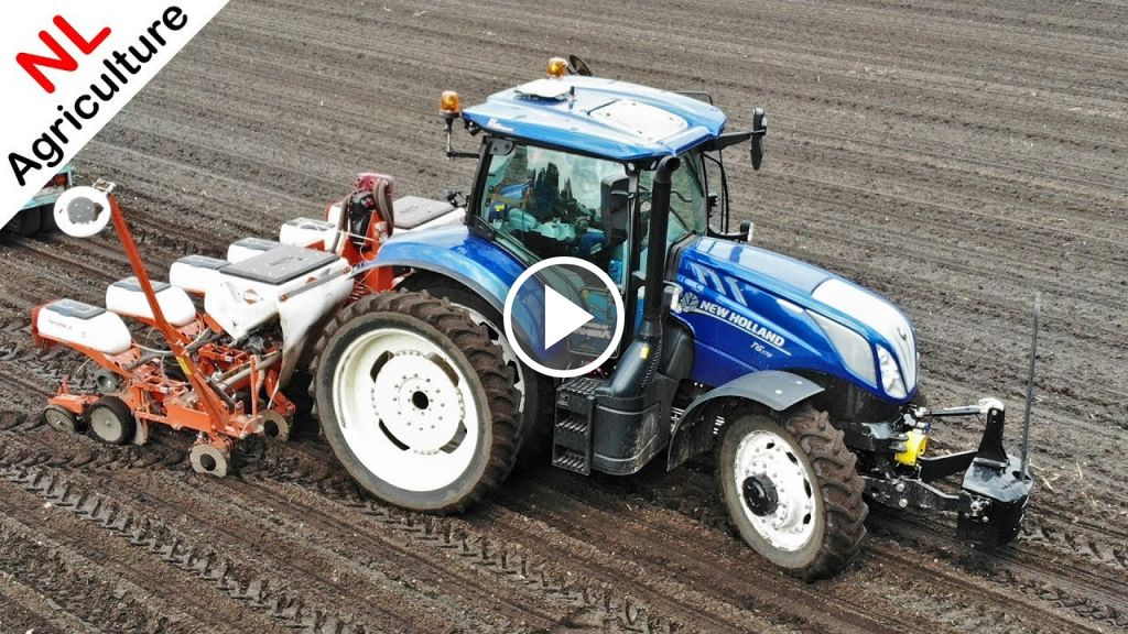 Video New Holland T 6.175