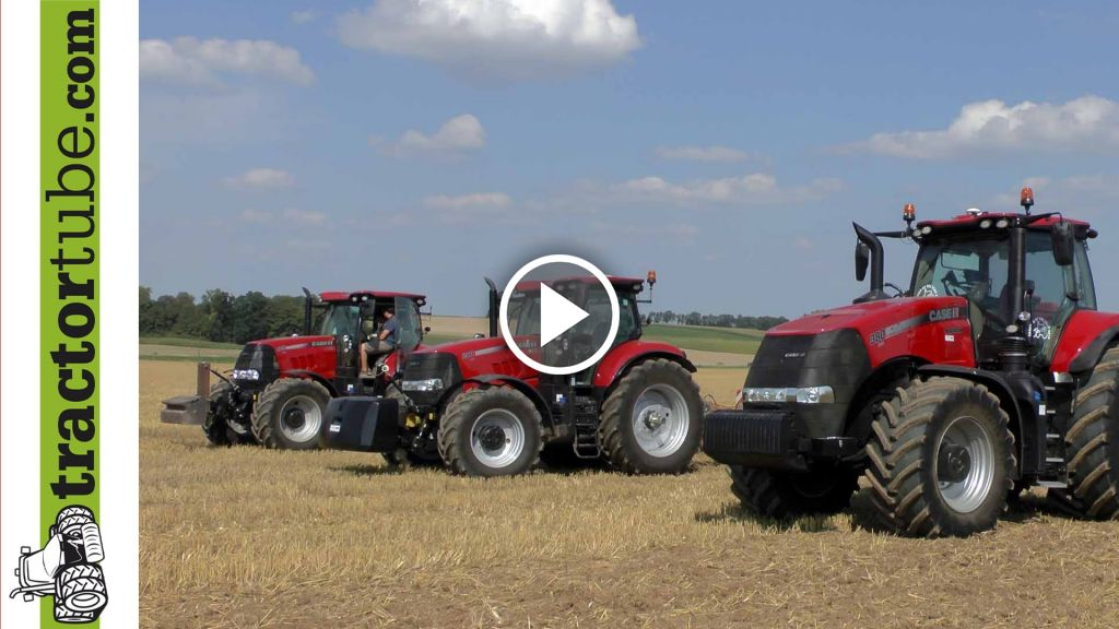 Wideo Case IH Axial Flow 8230