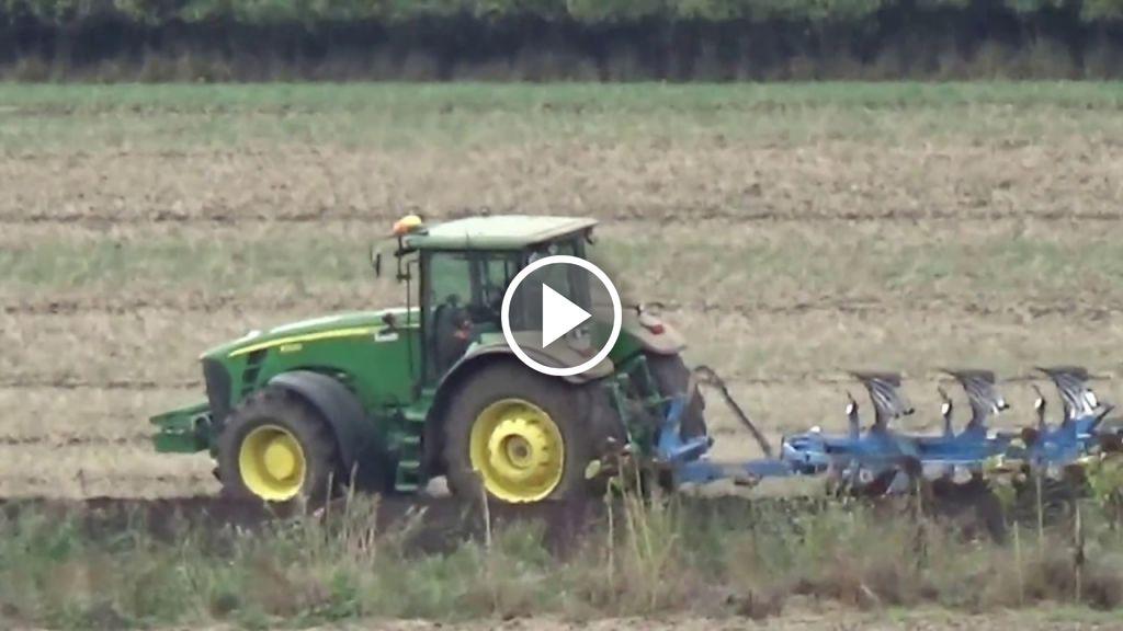 Video John Deere 8530 T