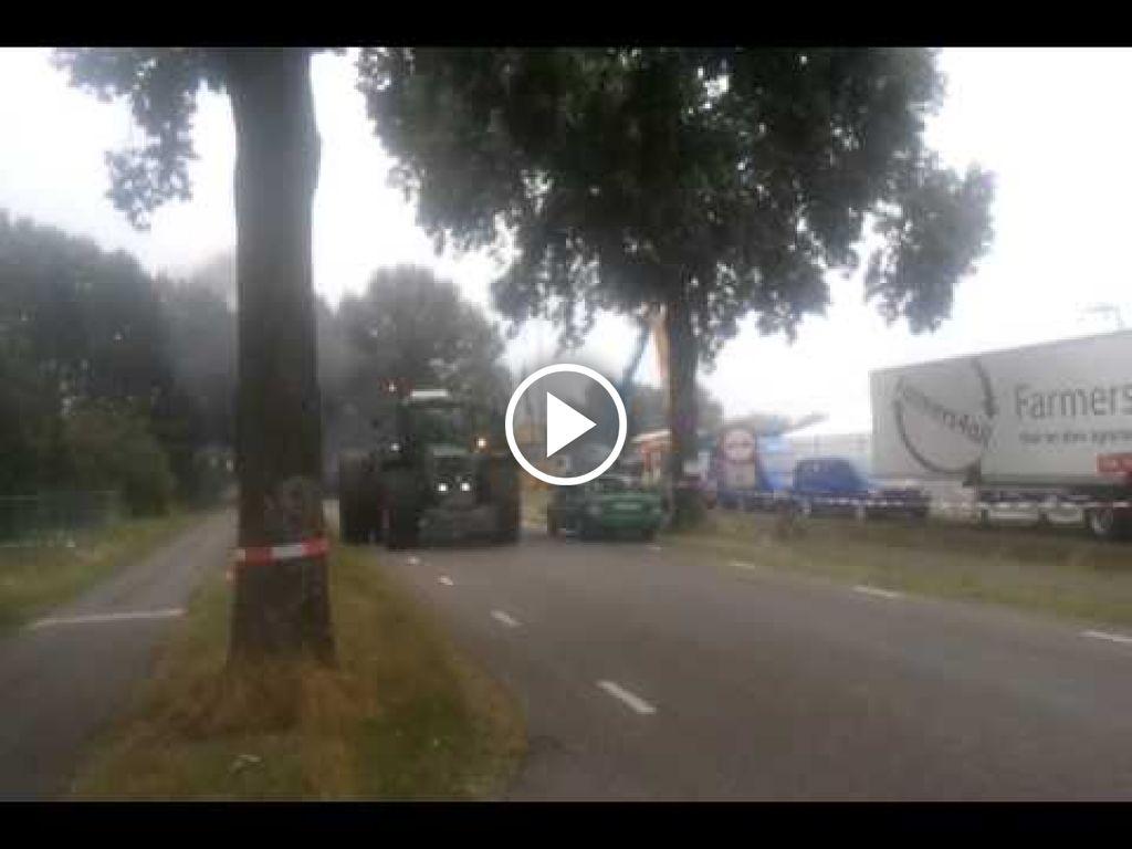 Wideo Fendt 824