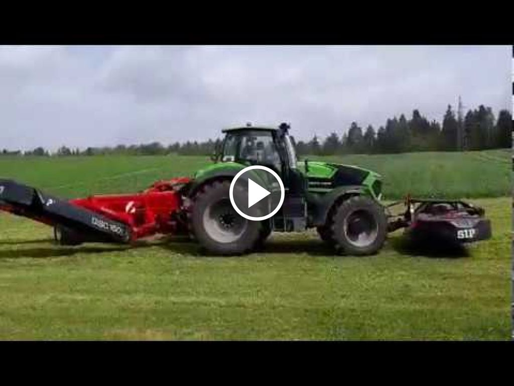 Video Deutz-Fahr 9340 TTV