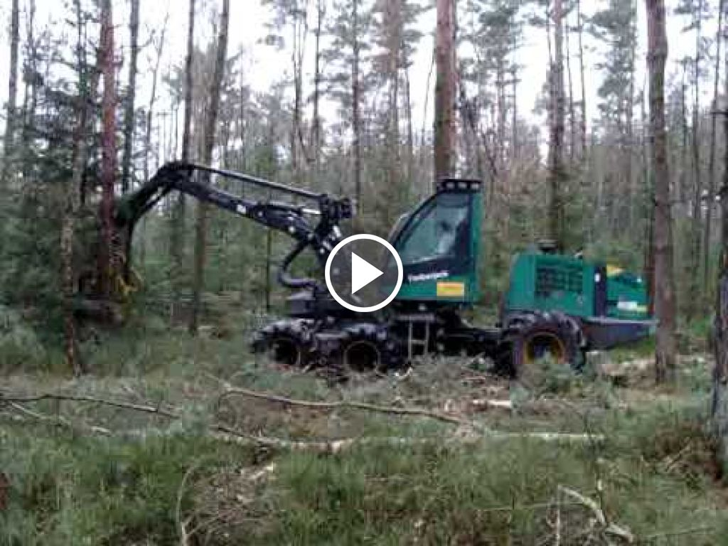 Video John Deere Bosbouw