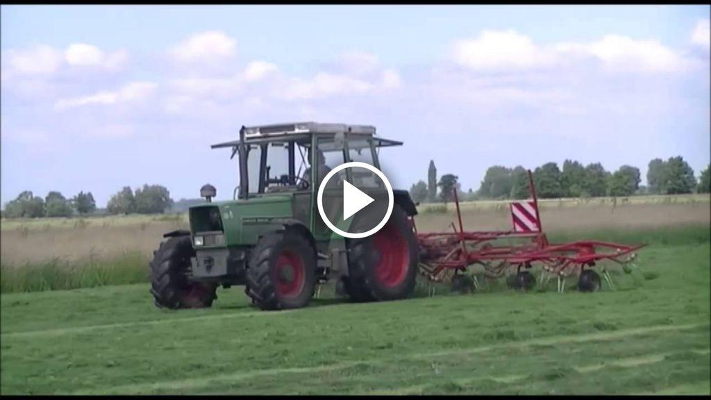 Wideo Fendt Farmer 310 LSA