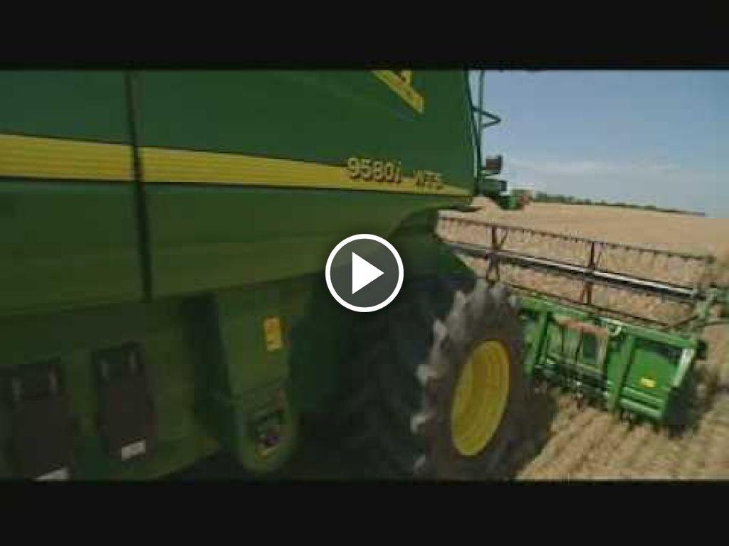 Wideo John Deere 9880 STS