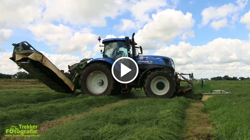 Video New Holland T 7.235