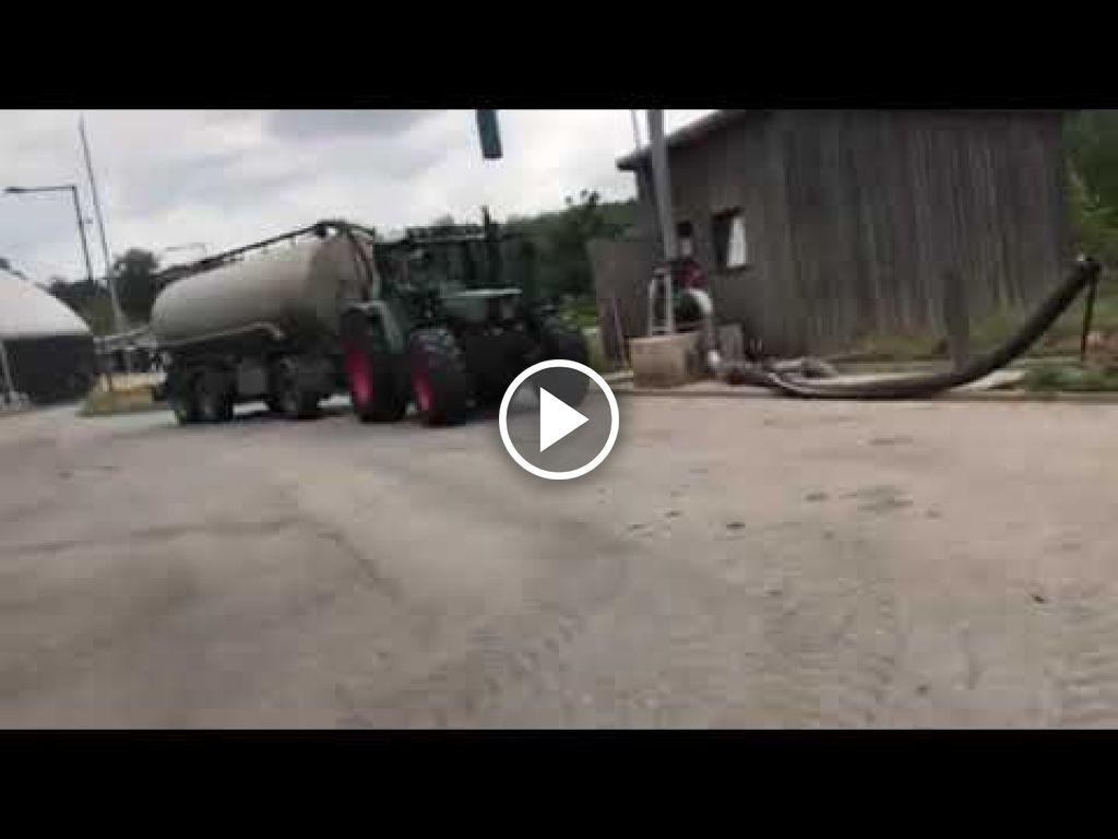 Video Fendt 514 C