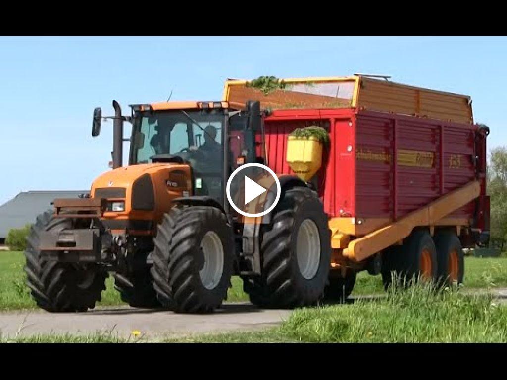 Vidéo Renault Ares 696 RZ