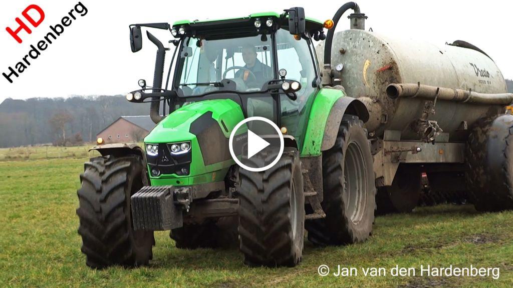 Video Deutz-Fahr 5100
