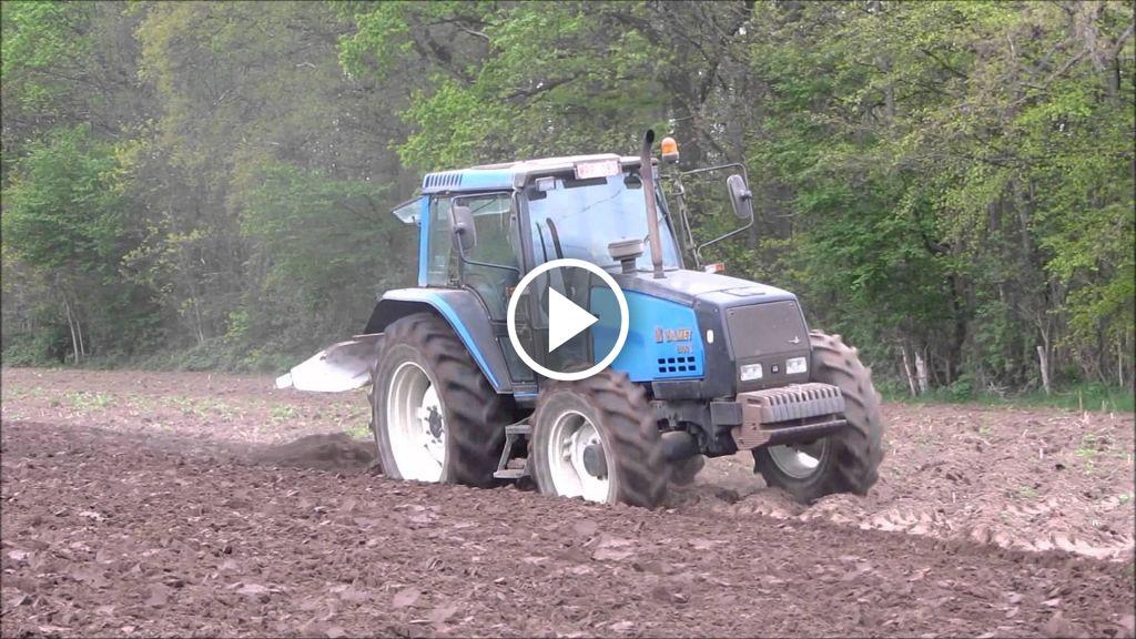 Video Valtra 8100