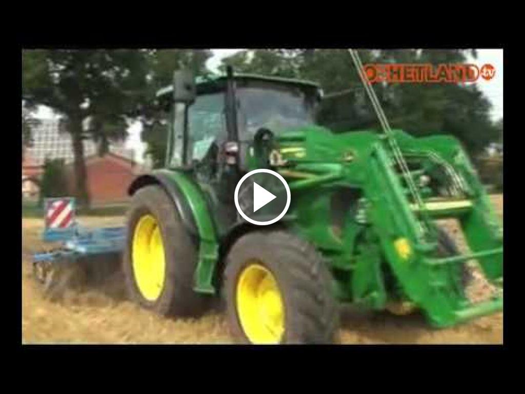 Wideo John Deere 5100R