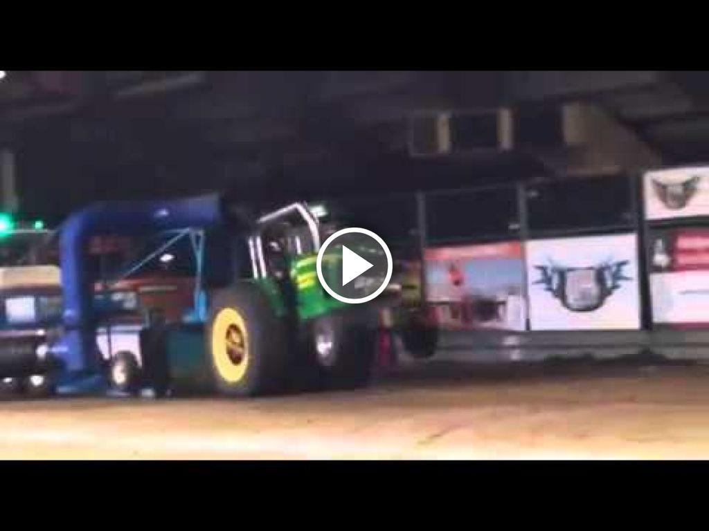 Video John Deere Tractorpulling