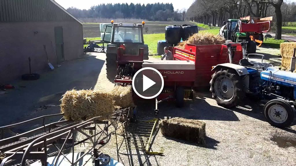 Video New Holland 570 Pers