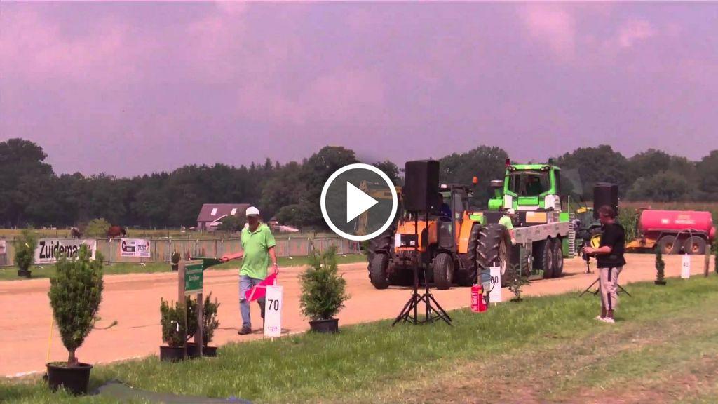 Vidéo Renault Ceres 95X