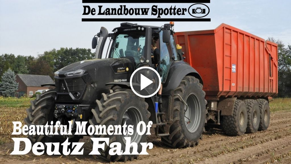 Video Deutz-Fahr Onbekend