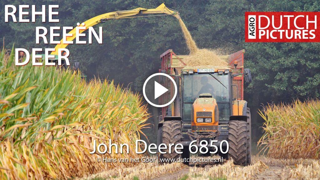 Wideo John Deere 6850
