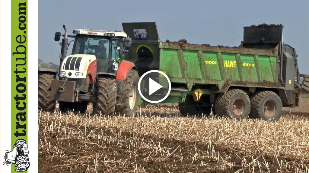 Video Steyr CVT 6180