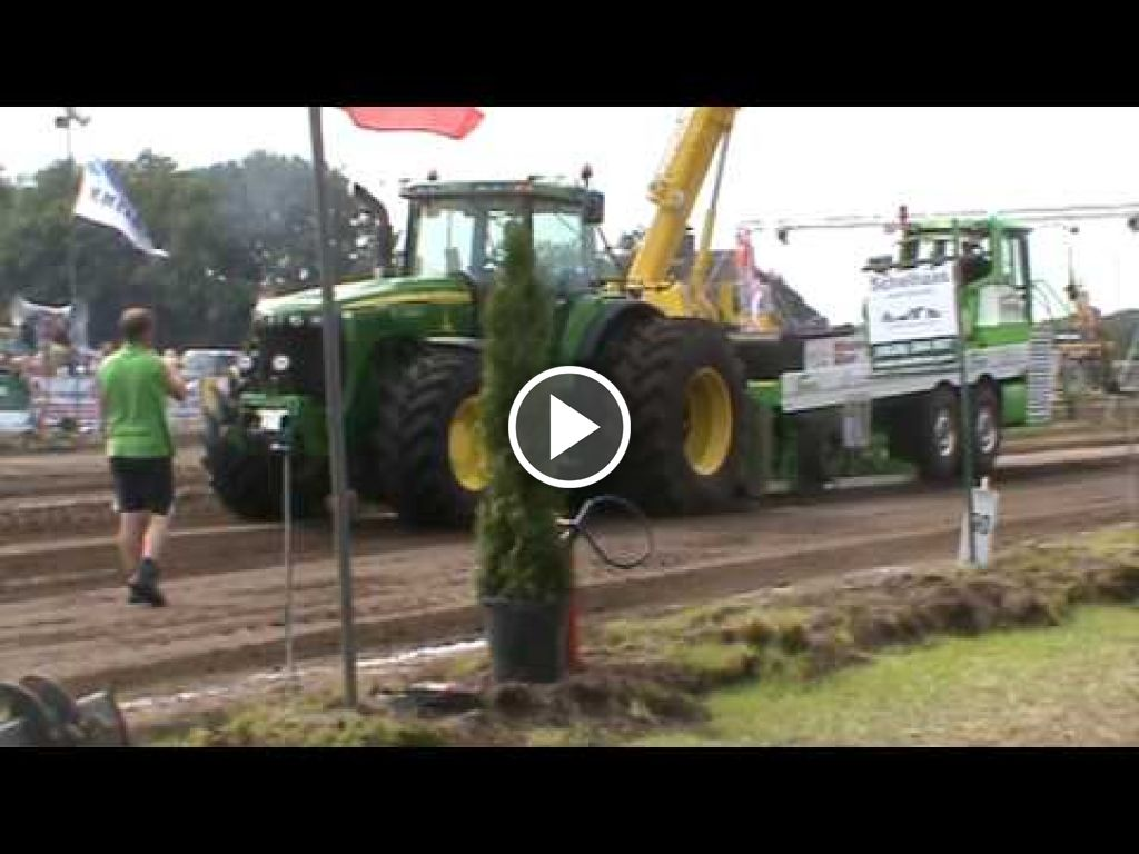 Wideo John Deere 8420