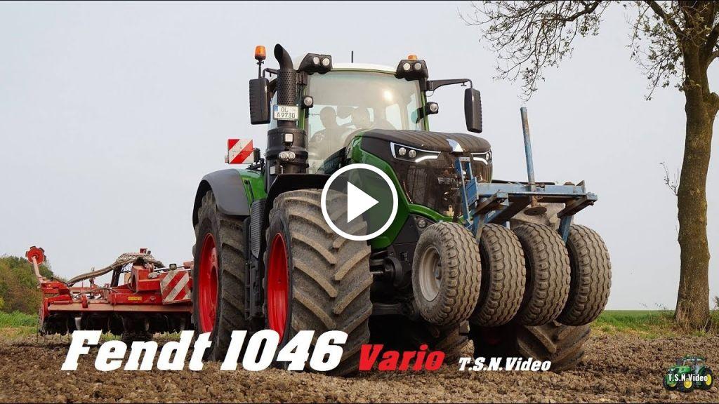 Video Fendt 1046