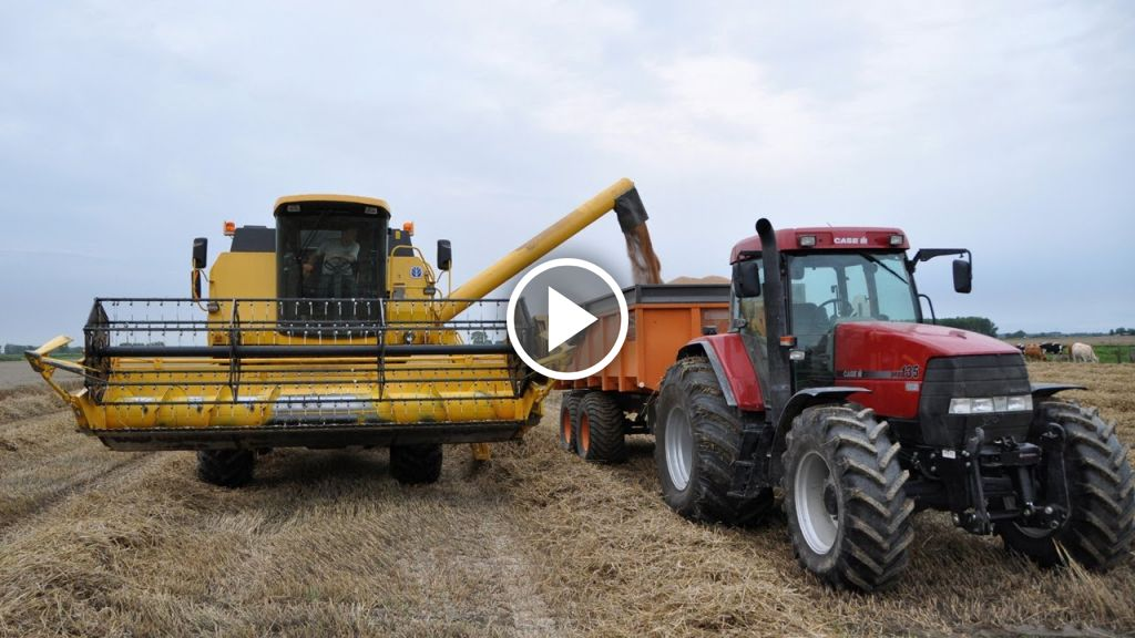 Video New Holland TC 56