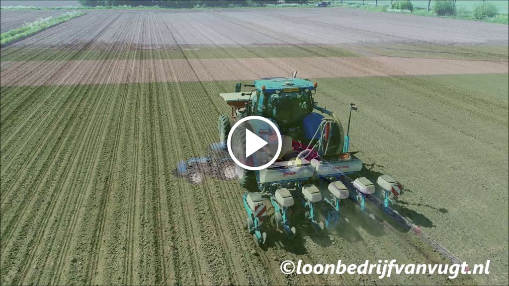 Video New Holland special van nh