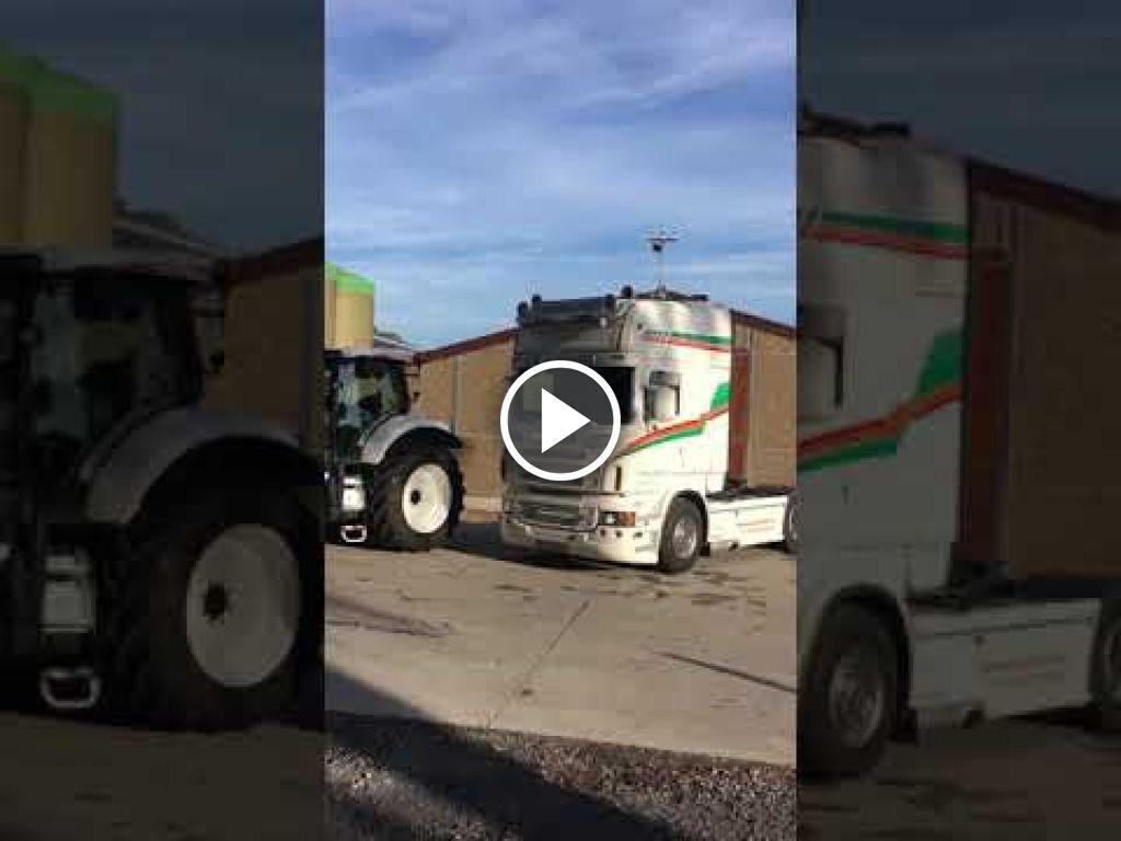 Video Steyr 8130 Turbo