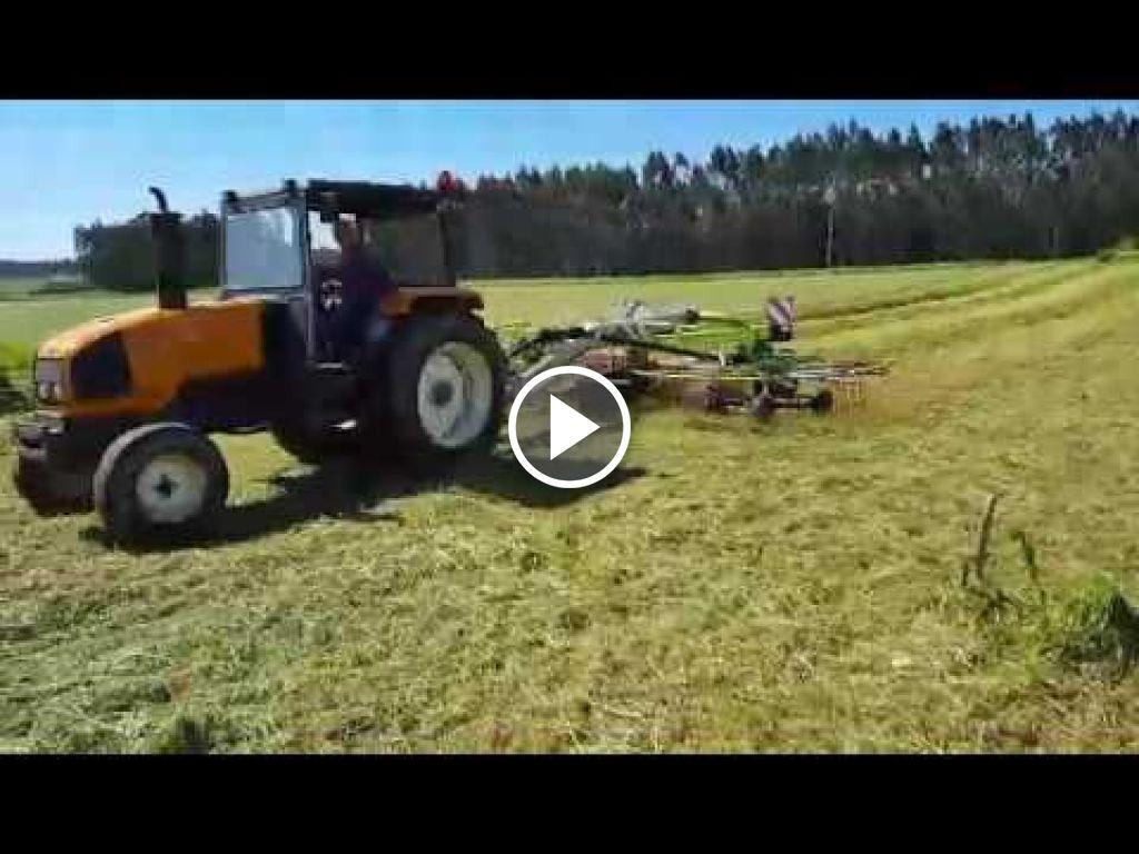 Vidéo Renault Ceres 85X