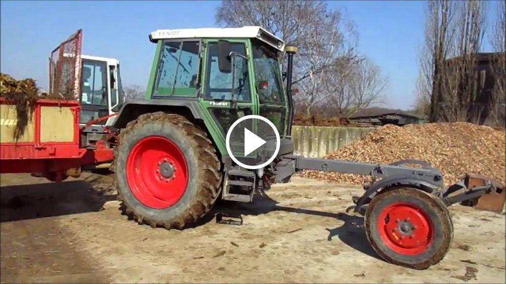 Video Fendt F 360 GT