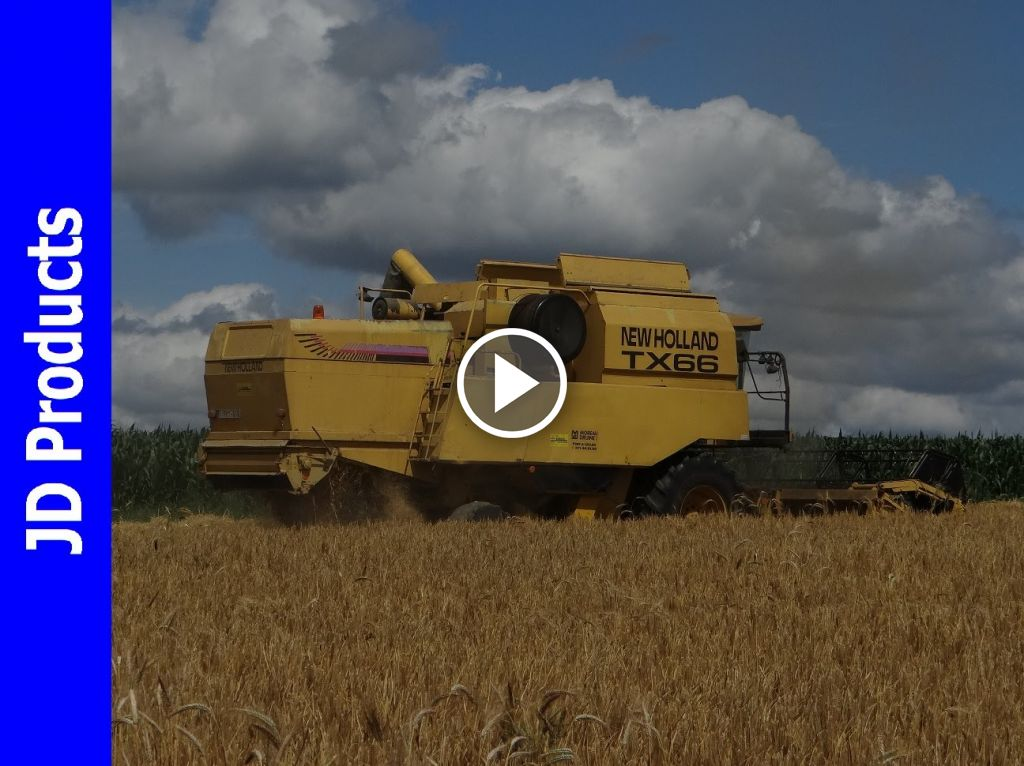 Video New Holland TX 66