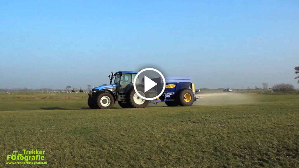 Video New Holland TM