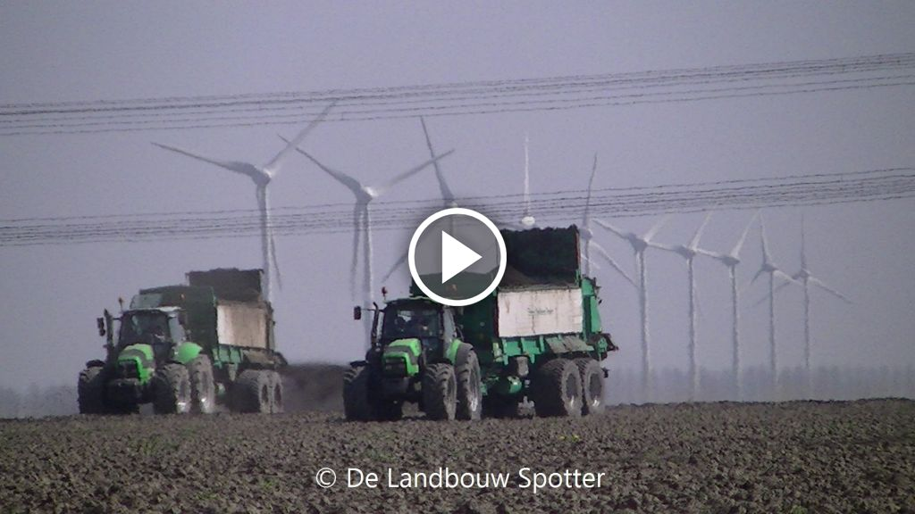Video Deutz-Fahr Agrotron 150
