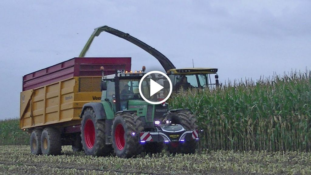 Wideo Fendt Favorit 1