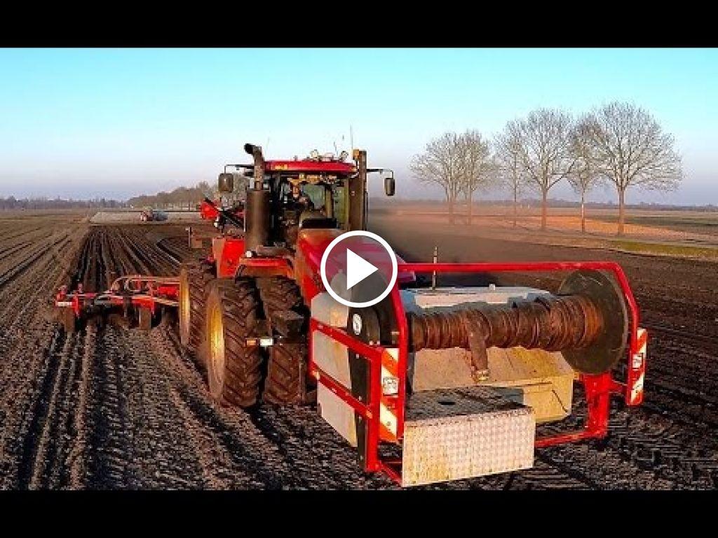 Wideo Case IH Steiger 400