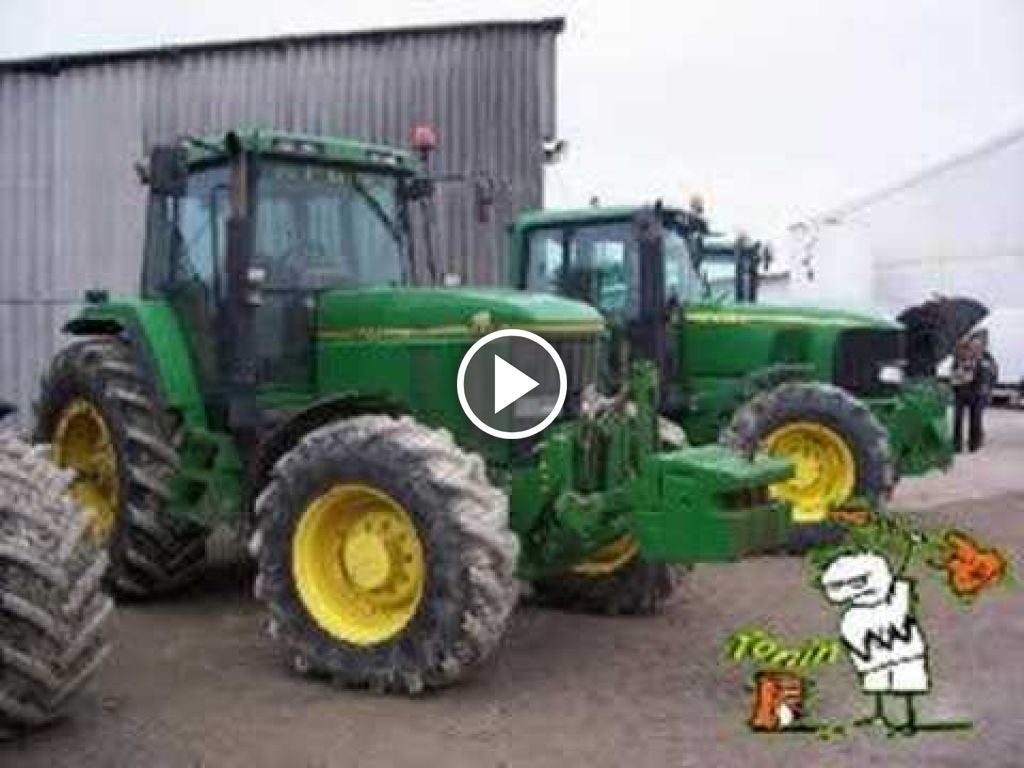 Wideo John Deere 7000 Serie