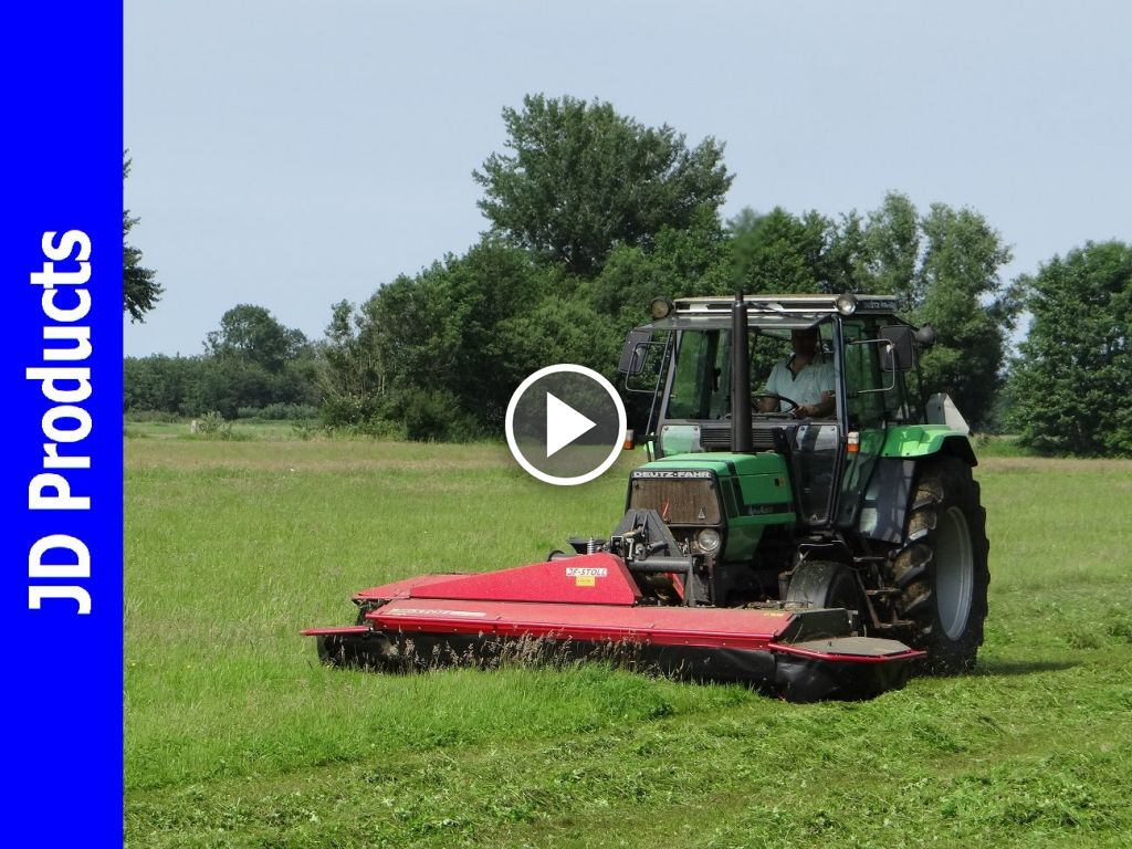 Video Deutz-Fahr Agroprima 4.51 sv