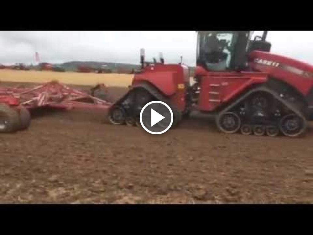 Video Case IH Quadtrac 535