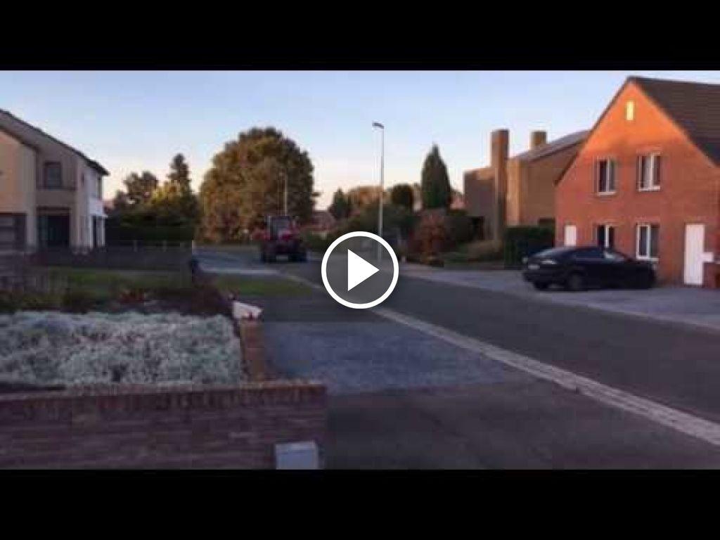 Vidéo Massey Ferguson 6495 Dynashift