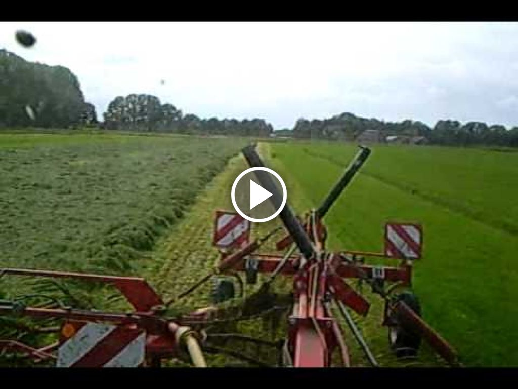 Vidéo Massey Ferguson 6160