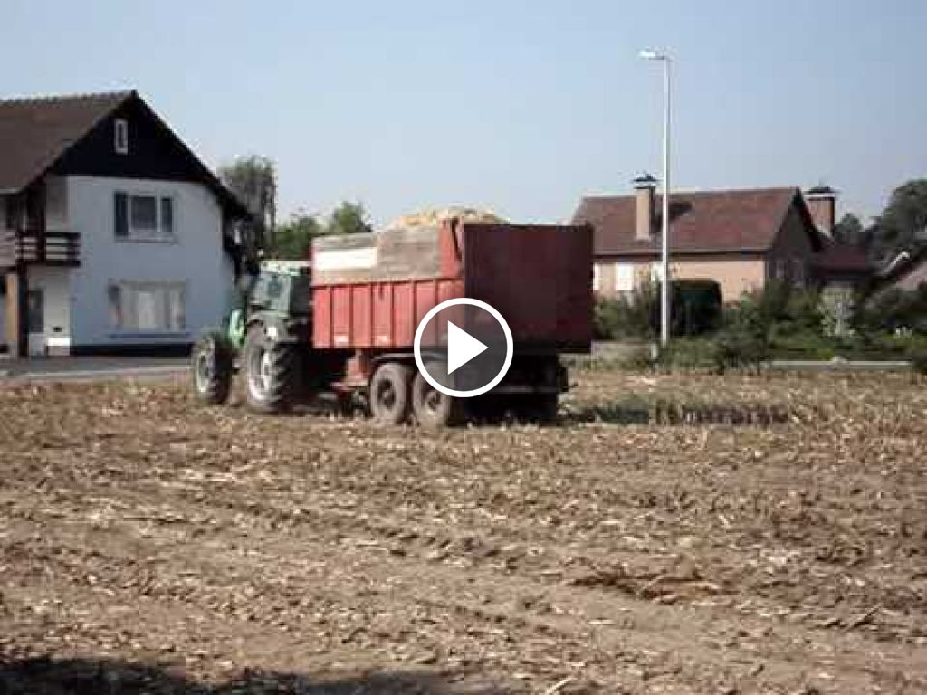 Wideo Deutz-Fahr DX 6.30