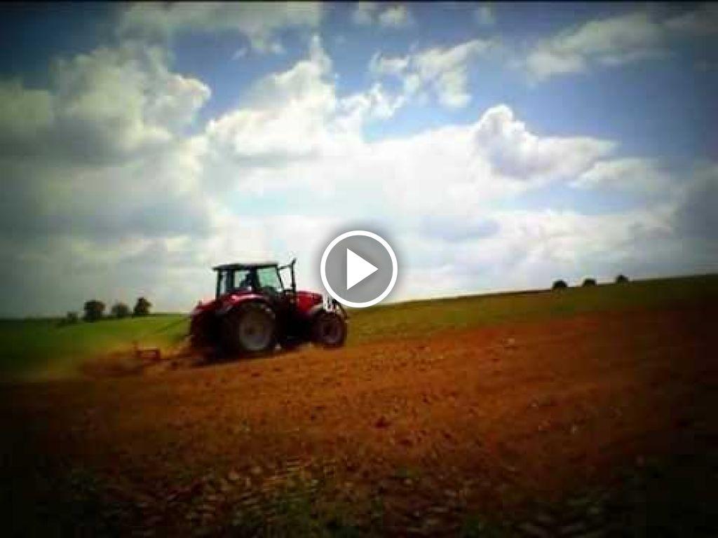Vidéo Massey Ferguson 5470