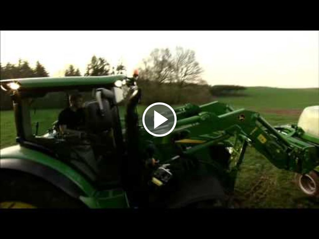 Video John Deere 6000 Serie