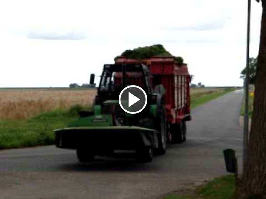 Wideo Deutz-Fahr DX 6.05